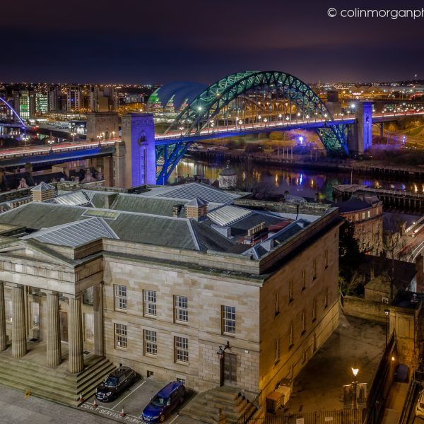 Colin Morgan Photography, Moot Hall and the River Tyne Colin Morgan Photography